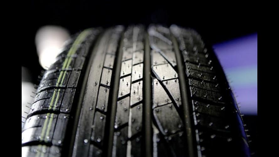 Goodyear lança linha de pneus AquaMax e FuelMax que ajuda a economizar combustível