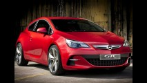 Super Galeria de fotos: Opel GTC Paris Concept (Novo Astra OPC)