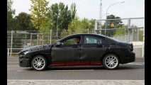 Futuro Mercedes CLC chega no 1º semestre de 2012