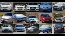 UOL Carros: vote nos melhores de 2013