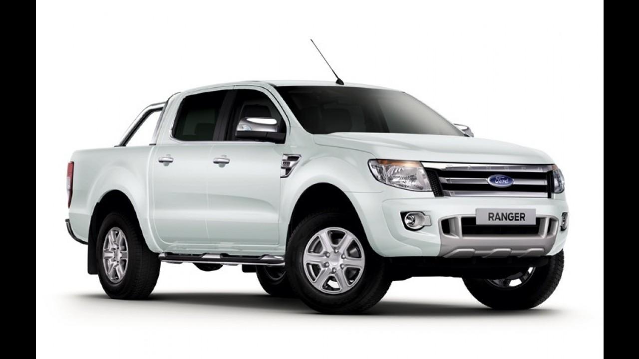 Ford fará apresentação da nova geração da Ranger nos dias 29 e 30 de junho