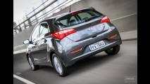 Hyundai HB20 terá vendas diretas limitadas em 2015 - apenas 5,5 mil unidades