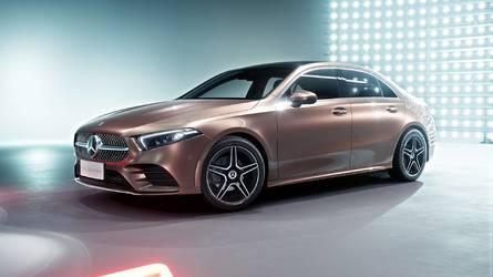 Mercedes-Benz revela inédito Classe A Sedan