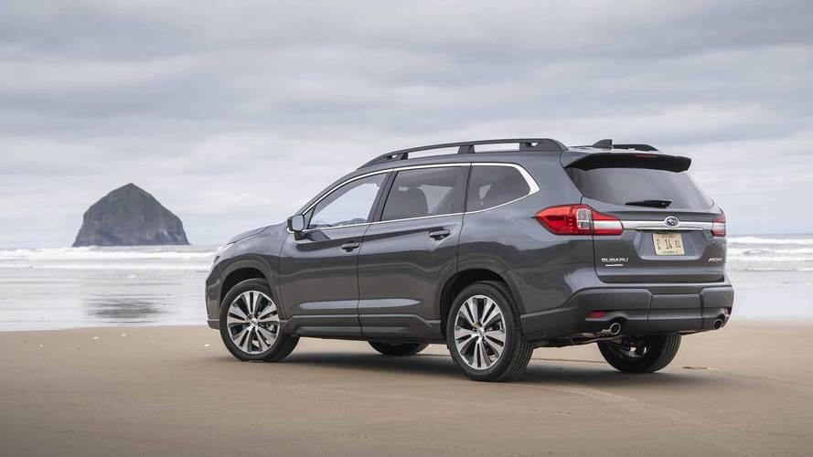 Most Expensive Subaru Ascent Costs $54,735