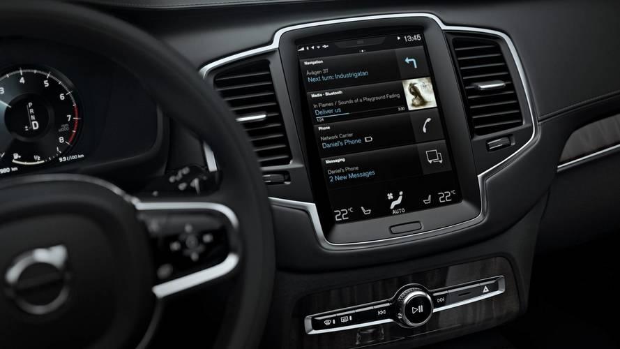 Volvo e Google insieme per il prossimo Sensus