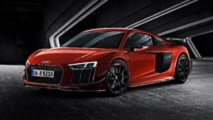 Audi R8 V10 Plus with Audi Sport Performance parts