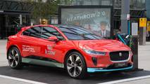 Jaguar I-Pace Londres Heathrow