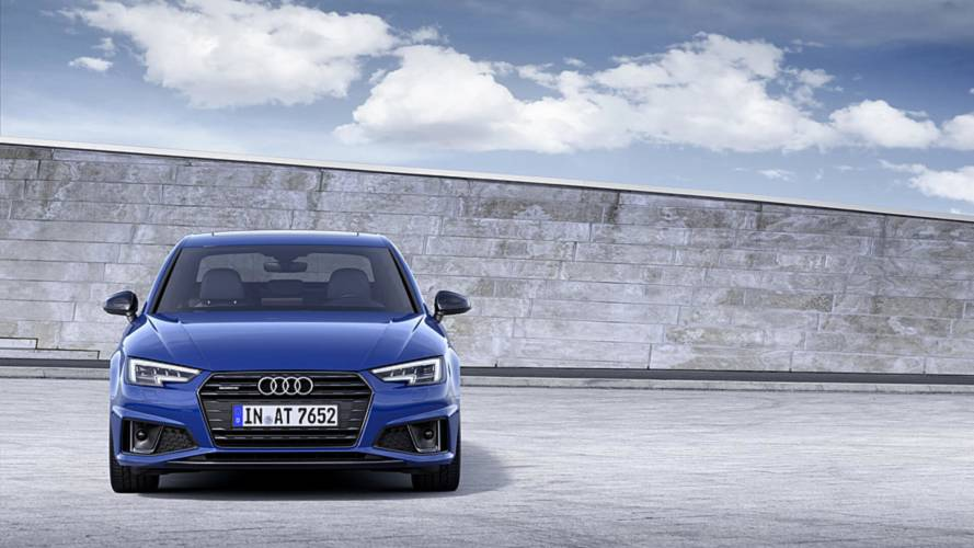 2019 Audi A4 Saloon, Estate for Europe