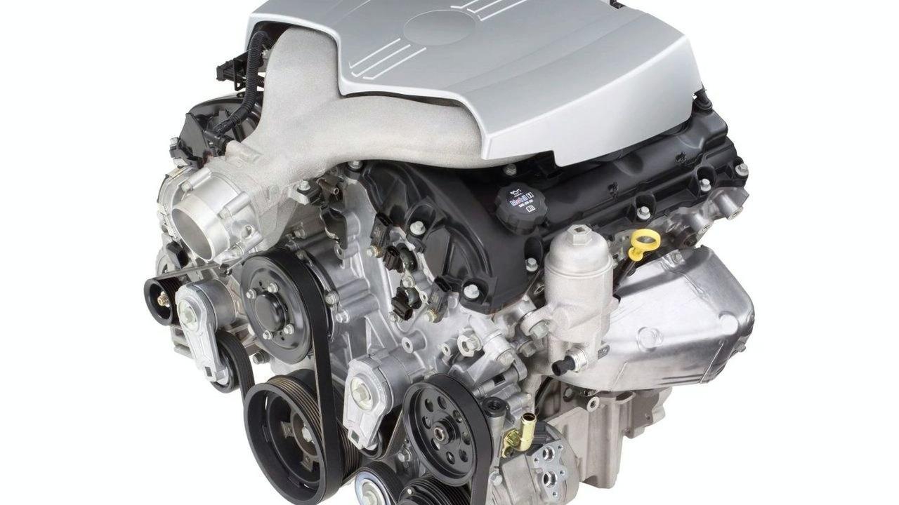 2004 3.6 liter Global V6