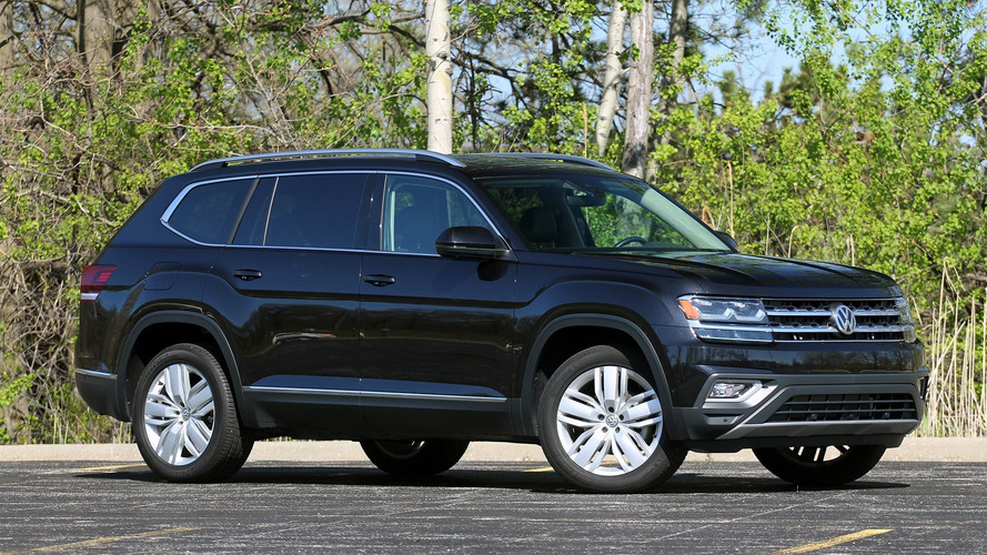 2018 Volkswagen Atlas: Review