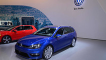 Volkswagen Golf Sportswagon concept shows its practical side in New York
