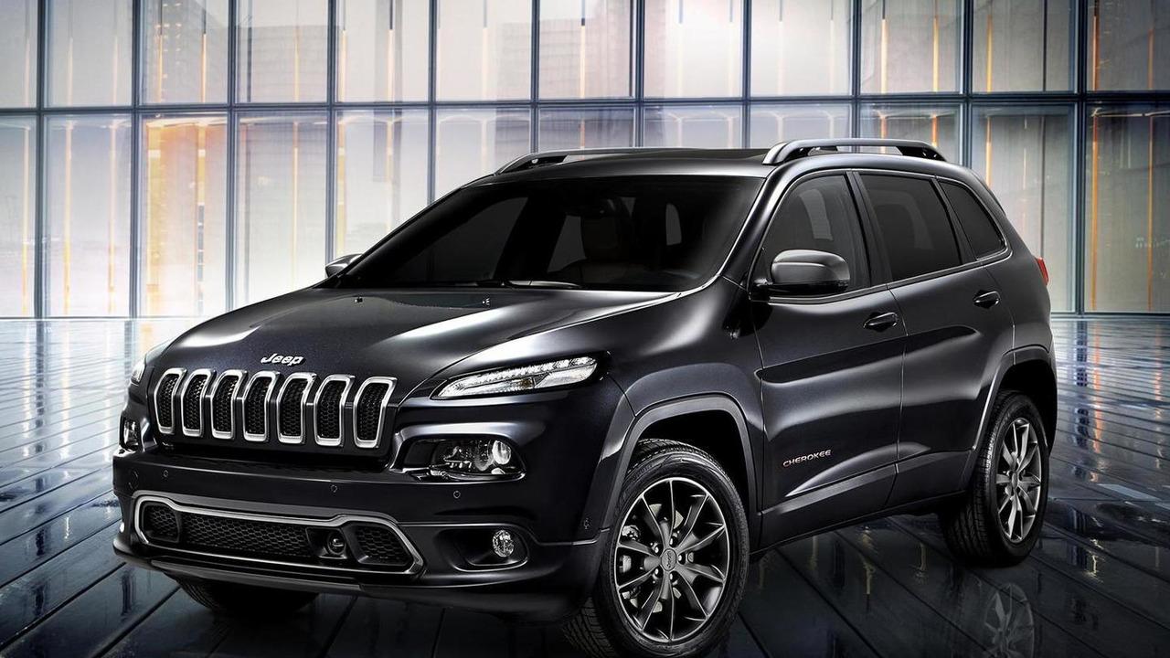 Jeep Cherokee Urbane concept