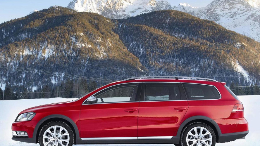 Volkswagen Passat Alltrack confirmed for 2015