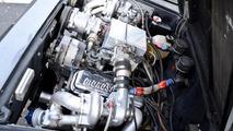 DeLorean DMC-12 with Buick engine