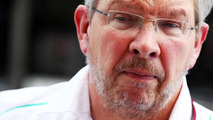 Ross Brawn 11.10.2013 Japanese Grand Prix