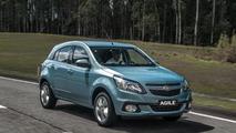 2014 Chevrolet Agile 11.10.2013