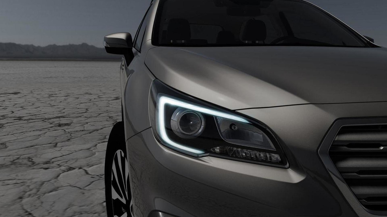2015 Subaru Outback teaser image