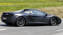 2014 McLaren MP4-12C facelift spy photo 11.07.2013