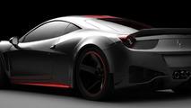 Ferrari F458 Curseive by Vogue Auto Design and Gray Design