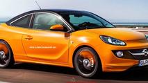 2014 Opel Tigra render