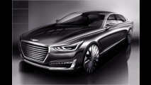 Auch Hyundai will Premium sein