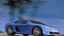 Renault Alpine F1 spy photo
