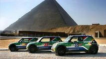 MINI Odyssey in Egypt