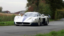 Edo Competition Maserati MC12 R