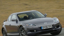 Limited Edition Mazda RX-8 PZ (UK)