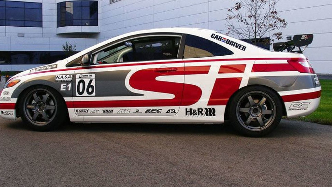 2006 Team Honda Research Civic Si Racecar