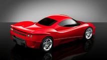 Ferrari Avanti posterior