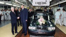 Å koda Auto Makes the Millionth Octavia