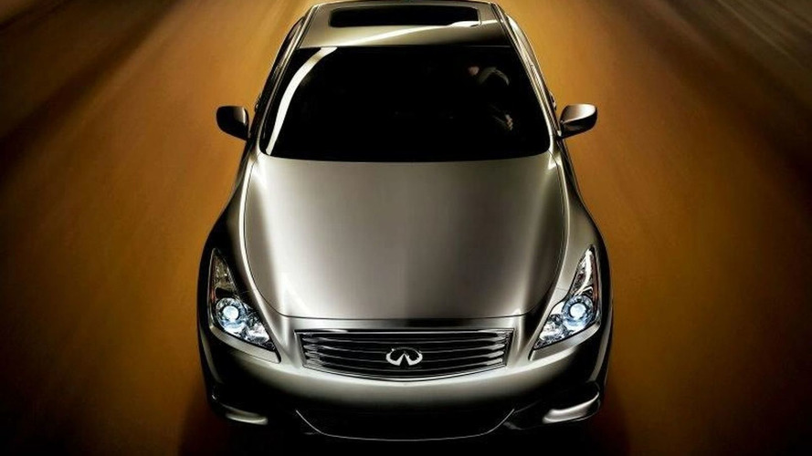 New Infiniti Models Added to Brand's European Launch