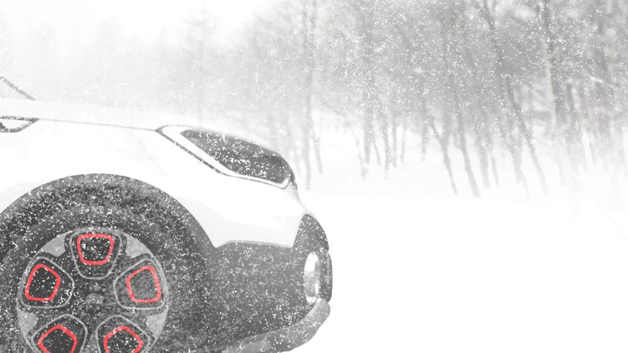 Kia teases a new concept for Chicago, will have an electric all-wheel drive system