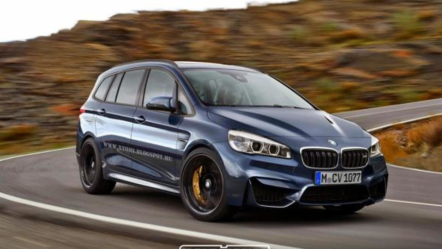 BMW M2 Gran Tourer render tries to make the MPV more appealing