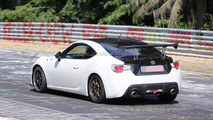 Toyota believed to launch turbocharged GT86 with all-wheel drive and 300 bhp