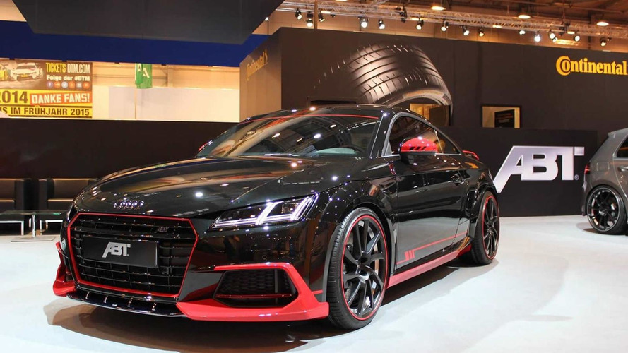ABT upgrades the third-gen Audi TT for 2014 Essen Motor Show