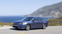 2016 Subaru Legacy and Outback unveiled with modest updates