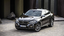 2015 BMW X6