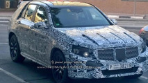 Next-gen Mercedes-Benz GLK spy photo