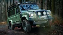 Land Rover Defender Blaser Edition revealed for Germany