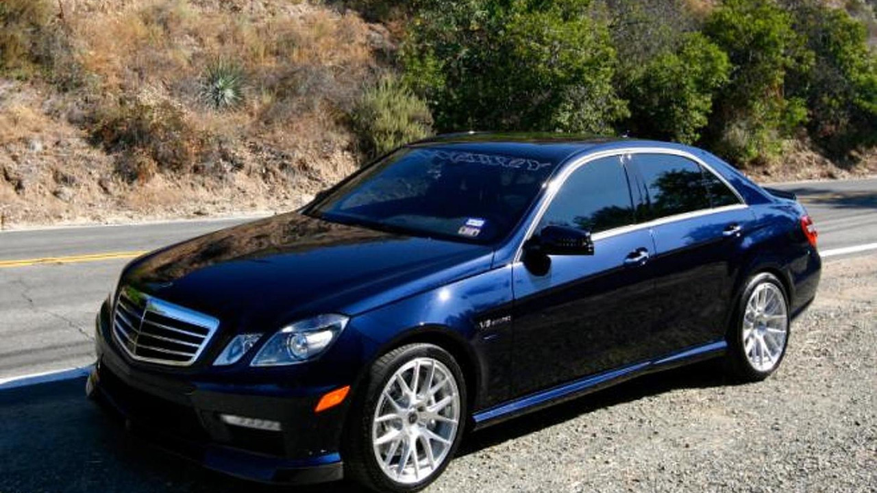 Hennessey HPE700 based on Mercedes-Benz E63 AMG