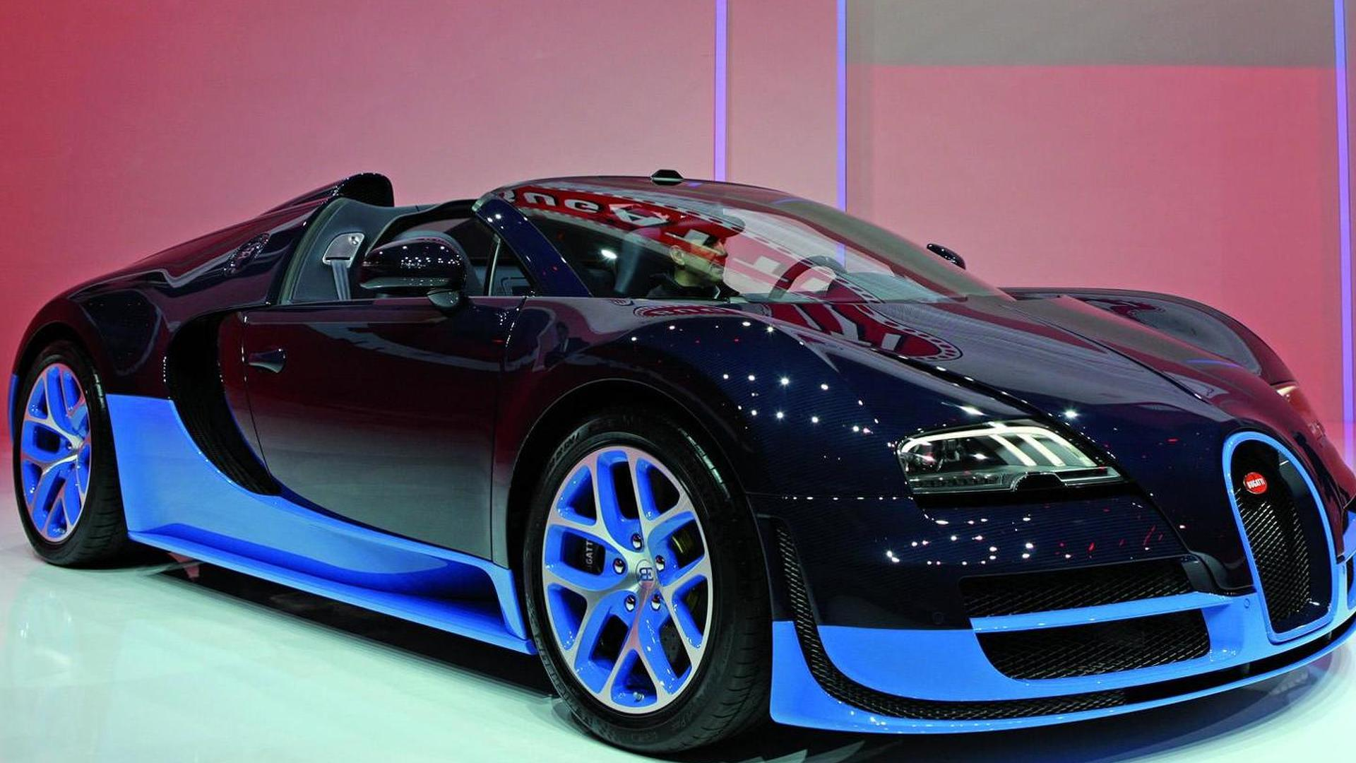 2012-301417-bugatti-veyron-grand-sport-vitesse-presentation-in-geneva1 Remarkable Bugatti Veyron Grand Sport Vitesse Black and Blue Cars Trend