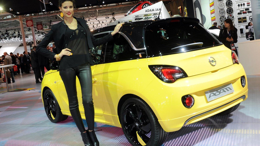 2013 Opel Adam priced from 11,500 euros (DE)