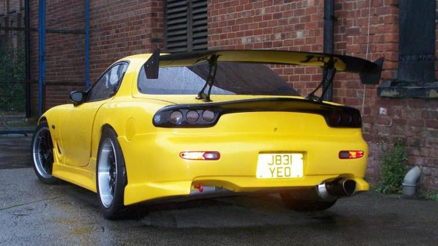 Rotary appreciation: Mazda RX-7 FD