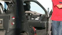 SPY PHOTOS: More smart fortwo interior