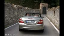 Mercedes-Benz CLK Cabriolet by Giorgio Armani