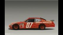 Dodge Avenger NASCAR Race Car