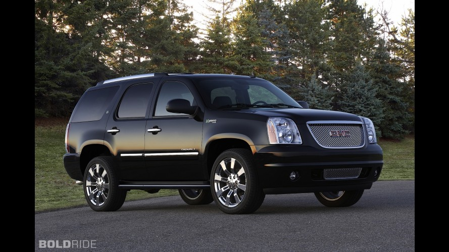 GMC Yukon Hybrid