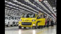 Fiat paralisa produção em Betim por conta da greve dos caminhoneiros
